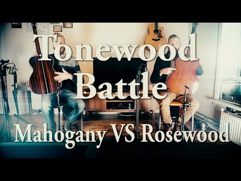 Mahogany vs Rosewood | Differences you need to know!