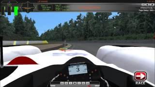 Aston Martin AMR-One LMP1 Le Mans VEC ( Race Lap )