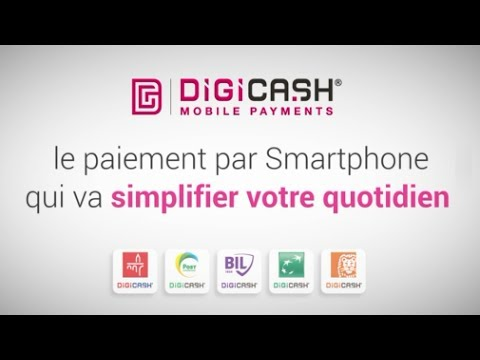 digicash le paiement par smartphone simple et gratuit youtube. Black Bedroom Furniture Sets. Home Design Ideas