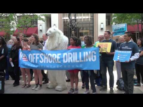 No Offshore Drilling!