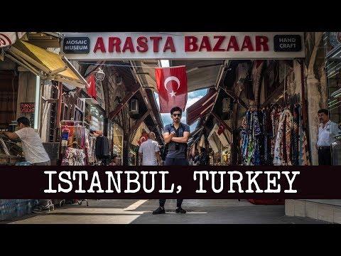Istanbul, Turkey   Mooroo   VLOG