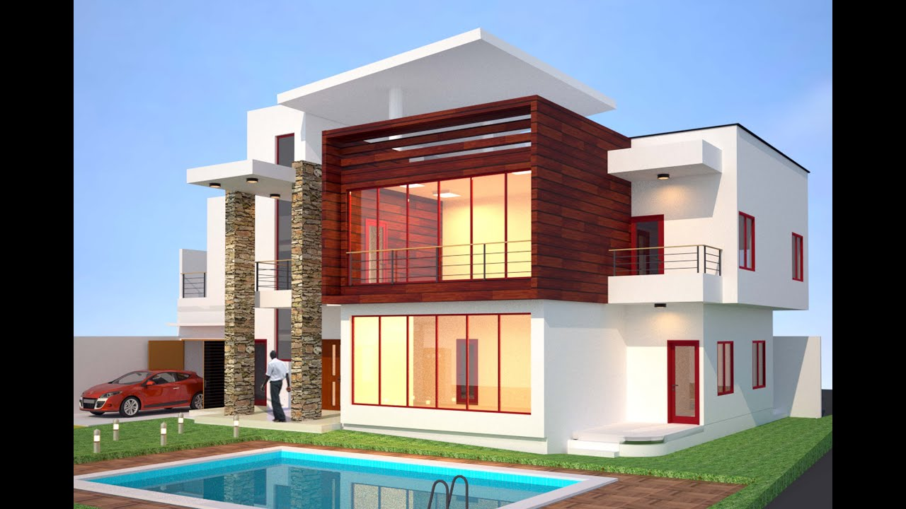 archicad model house download