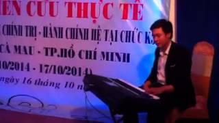 Keyboard-Hoàng Vũ Tình Đất Đỏ Miền Đông
