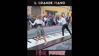 #ilGrandePiano - Pink Panther at Cremona