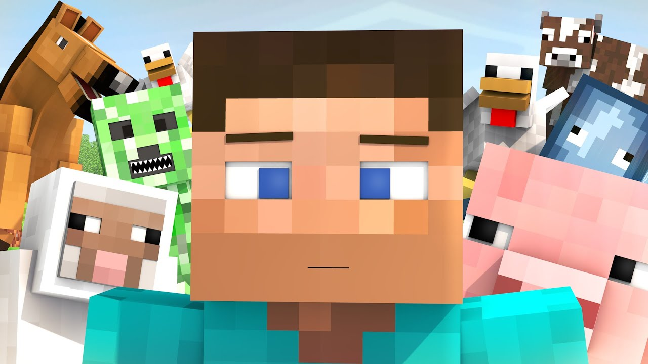 Avengers Animated Wallpaper When Steve Isn T Online 2 Party Animals 60fps Minecraft