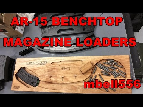 Benchtop Magazine Loaders: Magpacker vs Plate Design
