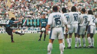 Inter 2-1 Brescia - Campionato 1997/98