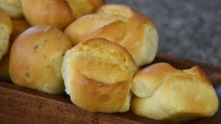 Cómo hacer panes saborizados rápidos y deliciosos