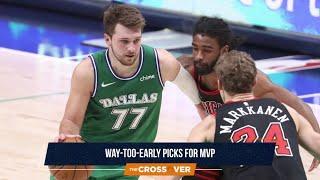 Way-Too-Early Picks For NBA MVP