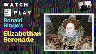 Ronald Binge : Elizabethan Serenade  (piano version, 1952)