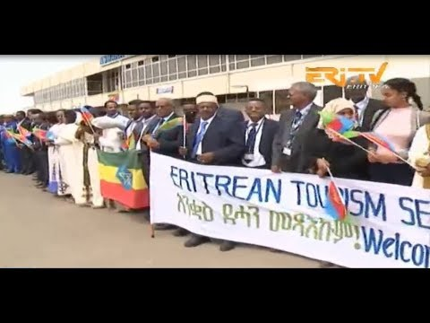 First Time In 20 Years Ethiopian Airlines Makes Historic Commercial Flight to Eritrea