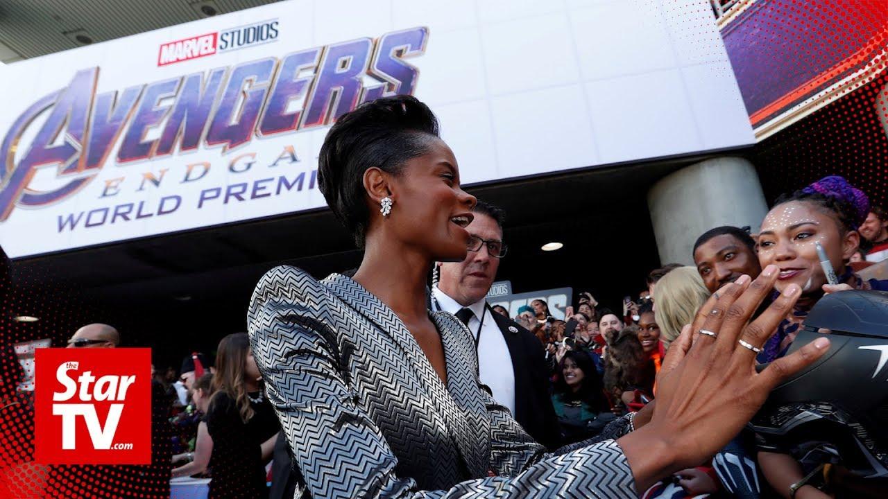 Variety on the Carpet at 'Avengers: Endgame'