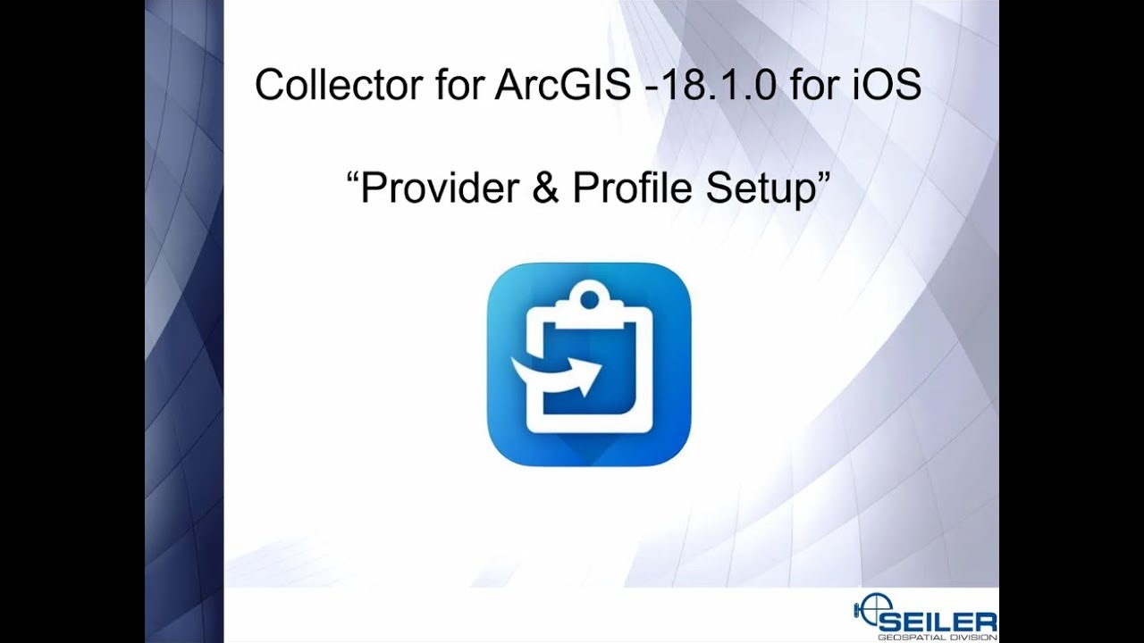 Collector iOS 18 1 0 Provider Profile Setup with Trimble R2