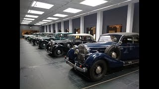 Поход в музей Maybach, история автомобиля, oldtimer'ы