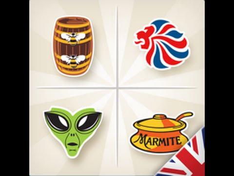 Logo Quiz - UK Brands - Level 1-200 Answers
