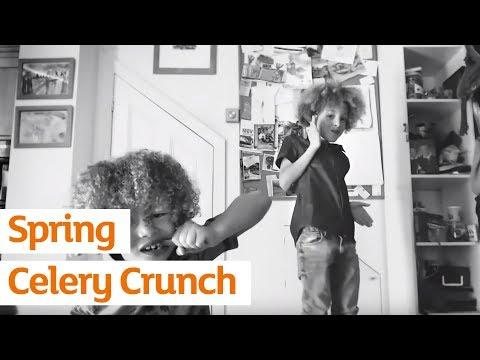 Sainsbury's TV Advert - Spring Celery Crunch