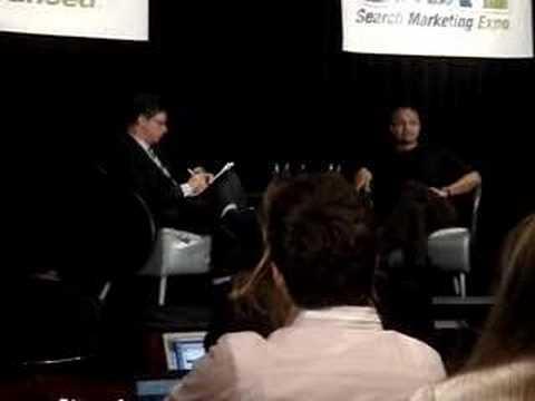 SMX Conference: Keynote with Satya Nadella