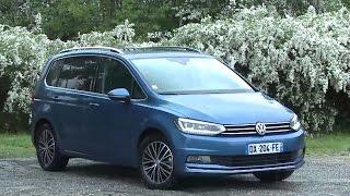 Essai Volkswagen Touran 2.0 TDI 150 DSG6 Carat