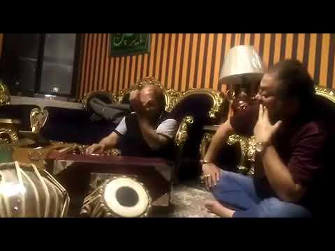 Ustad Tafu Khan Sahib (Harmonium)