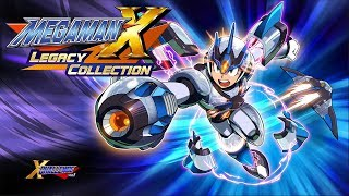 Mega Man X Legacy Collection - X Challenge Vol. 1 BLIND Run w/ Hero_Azure