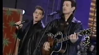 Michael Buble & Chris Isaak - Blue Christmas