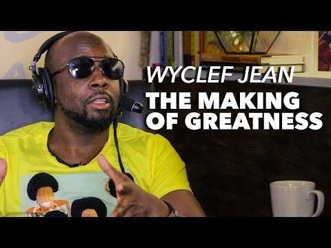Wyclef Jean: The Making of Greatness in Music and Life with Lewis Howes