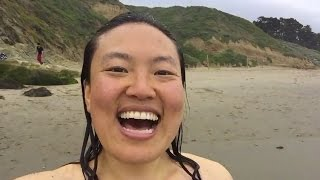 Repeat youtube video Got naked at nude beach at Baker Beach San Francisco-Get out of comfort zone