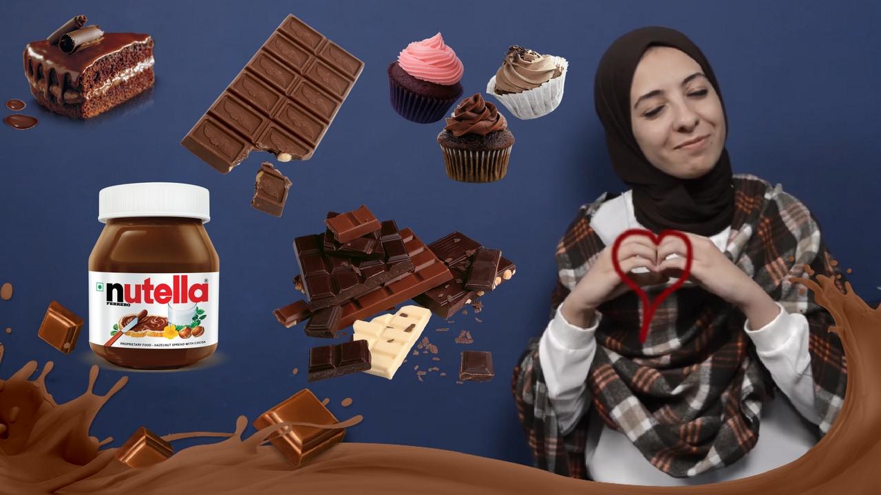 ليه البنات بتحب الشوكولاتة ؟