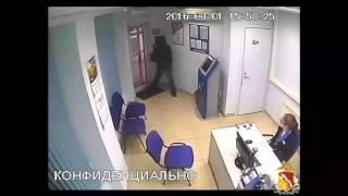 Нападение на микрокредиты в Воронеже
