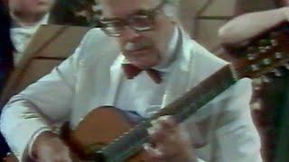 A. Lagoya - Fantasia para un Gentihombre Live.