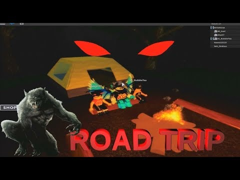 Roblox Camping Guide Roblox Road Trip Ending And Walkthrough Camping Part 14 Youtube