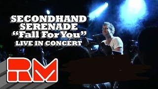 "Video Secondhand Serenade ""Fall For You"" (RMTV Official) Live Concert Performance HD download MP3, 3GP, MP4, WEBM, AVI, FLV November 2018"
