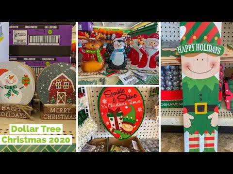 Dollar Tree Christmas 2020 | Shop With Me 🔔🎁❄️ 🎄