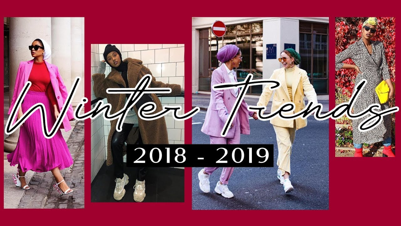 11d9093076522 Winter 2019 Hijab Trends With Naziha