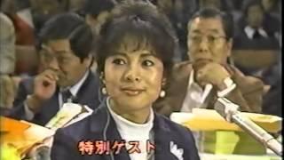 昭和58年 極真 第15回全日本選手権大会 {決勝極真史上初の時間無制...