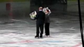 T. Moskvina & A. Mishin 2009 Т.Москвина и А.Мишин