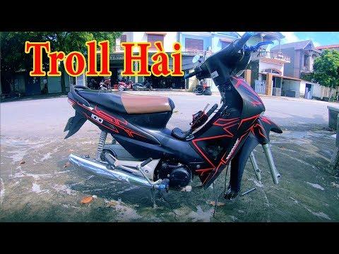 PHD | Bánh Xe Của Em Đâu | Motorbike Prank