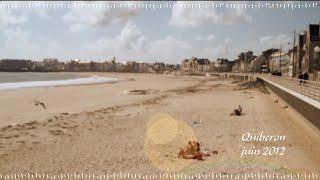 Quiberon Grand plage, juin 2012