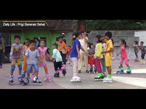 Prigi generasi sehat sepatu roda ( Prigi 360 INLINE SKATE COMUNITY)