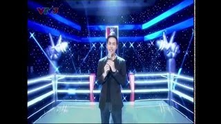 Hoàng Tôn ft Văn Tây: Tình về nơi đâu (the voice 2013)