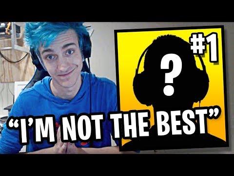 Ninja Says He's NOT the Best Fortnite Player! | Fortnite Best Moments #57
