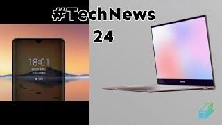 Najlepszy aparat i ekran w Note 10+ 5G, EMUI 10 i Galaxy Book S #TechNews 24 | Robert Nawrowski