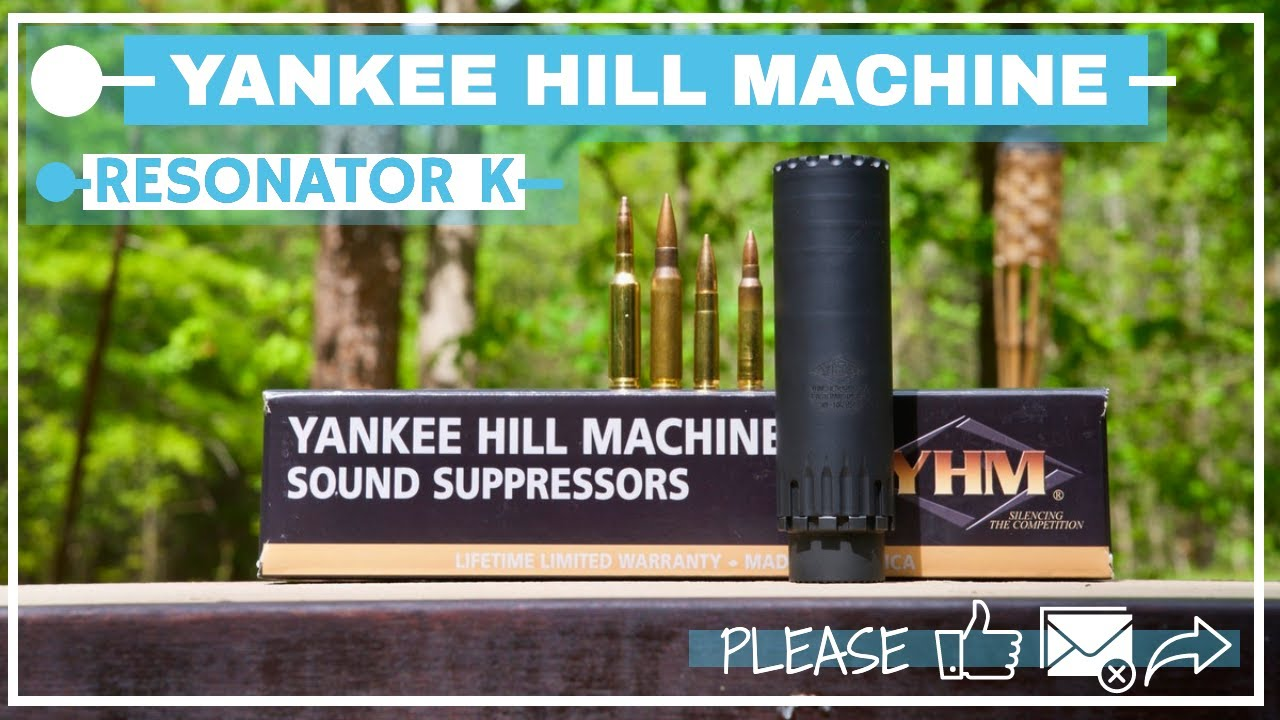 Yankee Hill Machine Resonator K