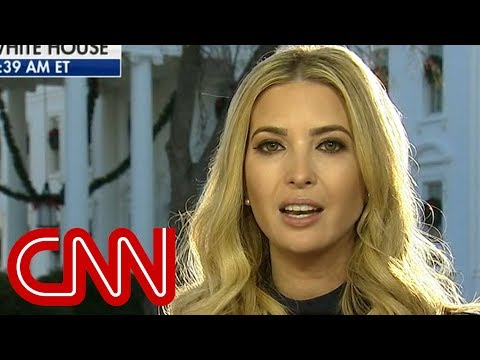 Ivanka Trump flubs tax bill praise