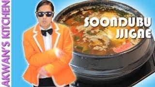 Soondubu Jjigae (korean Soft Tofu Stew) | Akwan's Kitchen