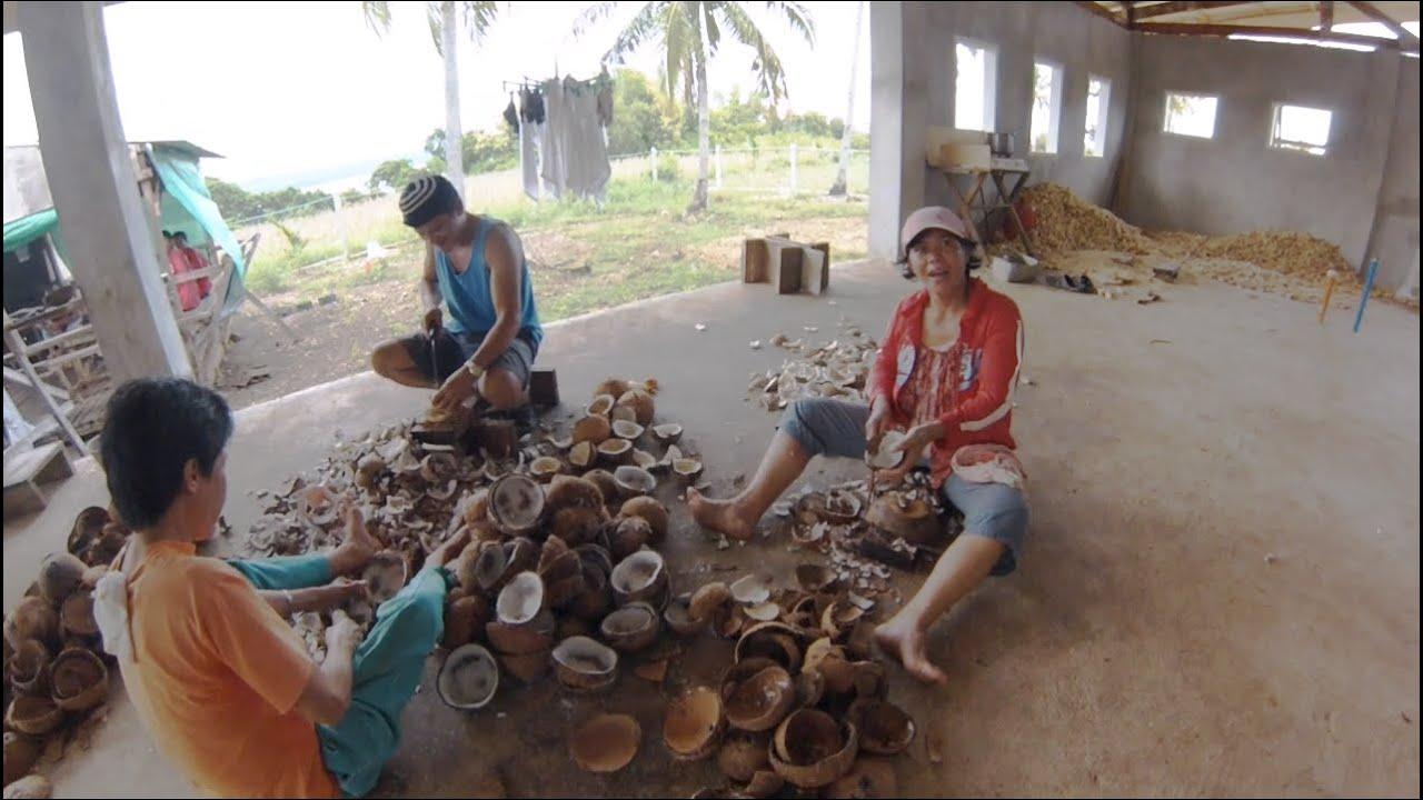 #138 Jak Się Robi Olej Kokosowy. Wizyta w Fabryce w Azji.