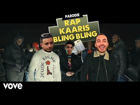 Kaaris -  Bling Bling ft.  Kalash Criminel, Sofiane (Parodie Fortnite)