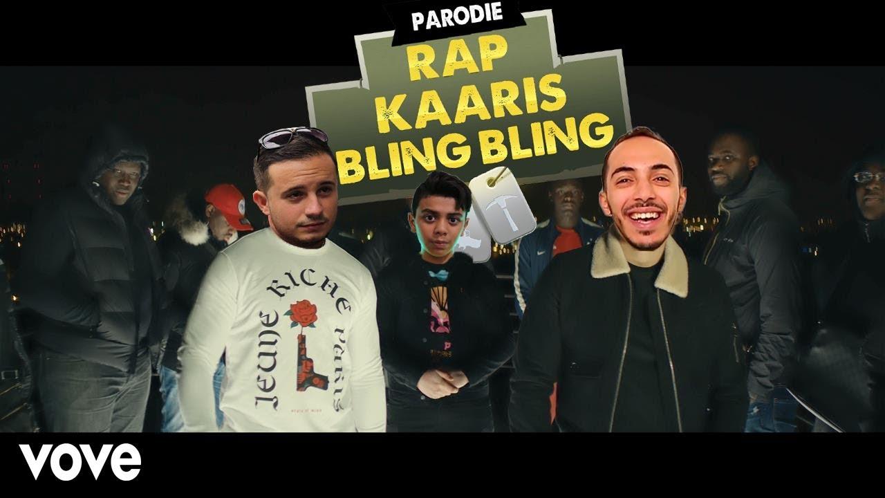 Kaaris -  Bling Bling ft.  Kalash Criminel, Sofiane (Parodie Fortnite)
