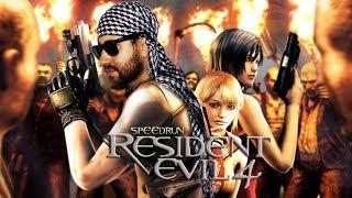 Resident Evil 4 profesional - any% speedrun