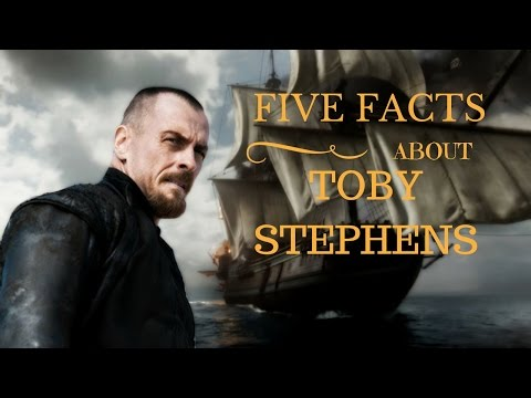 Meet the Actor: Toby Stephens Captain Flint from Black Sails